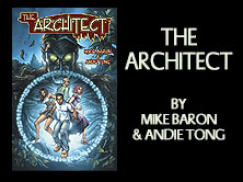 The Architect, by Mike Baron and Andie Tong, 80 pages
